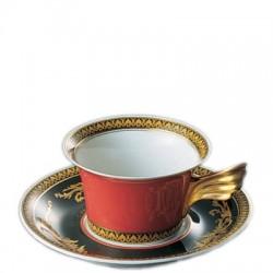 Medusa Rosso tè