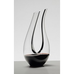 Decanter Amadeo riga nera