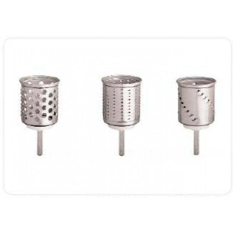 Accessori per Robot da cucina artisan set tre cilindri - Nella ...