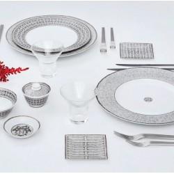 Servizi tavola elegante moderna
