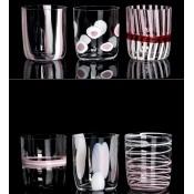 Bicchieri colorati