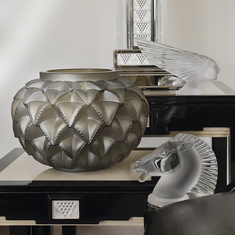 Languedoc centro tavola nella categoria complementi d for Complementi d arredo moderni vasi