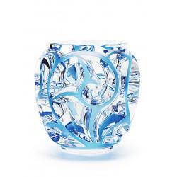 Vaso Tourbillons bleu clair