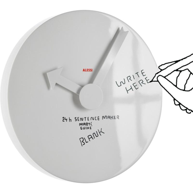 Orologio da parete Blank wall - Nella categoria Complementi | Elite Casa
