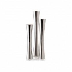 Bamboo acciaio candeliere