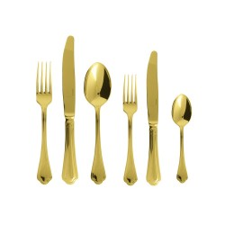 Filet toiras gold set