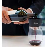 Purificatore ed aeratore di vino