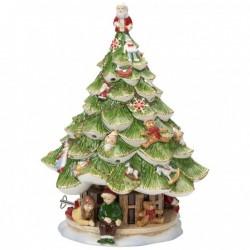 Christmas toys memory albero