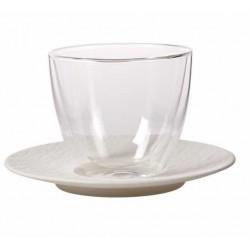 Manufacture Rock blanc colazione bicchiere