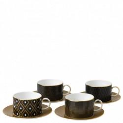 Arris tazza tè set