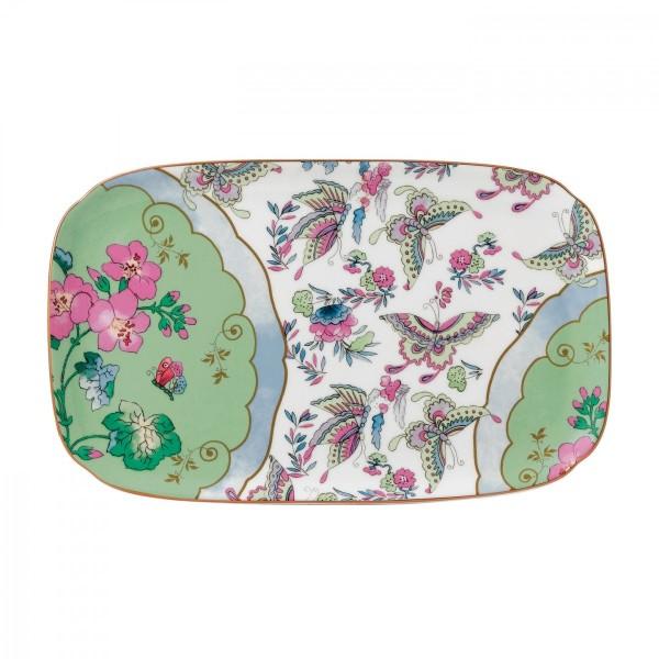 Butterfly Bloom set piatto sandwich