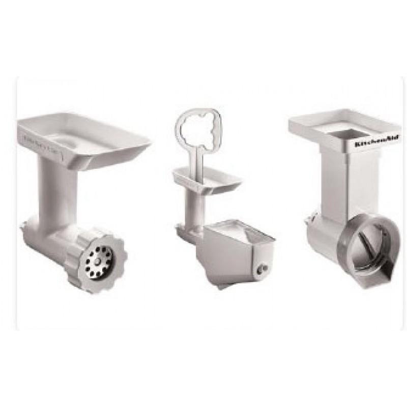 Accessori per Robot da cucina artisan set 3 fondamentali - Nella ...
