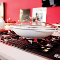 Vario click white wok